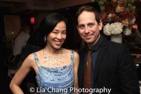 Lia Chang and Garth Kravits. Photo by Ken Smith