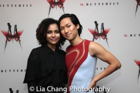 Shay Vawn and Jin Ha. Photo by Lia Chang