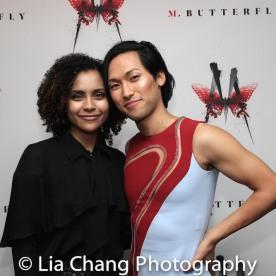 Shay Vawn and Jin Ha. Photo by Lia Chang