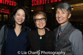 3-Christine Toy Johnson, NAAP Co-founder Nina Zoie Lam and GOLD MOUNTAIN Creator Jason Ma. Photo by Lia Chang