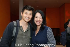 Daniel J. Edwards and Christine Toy Johnson. Photo by Lia Chang