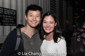 Daniel J. Edwards and Manna Nichols. Photo by Lia Chang