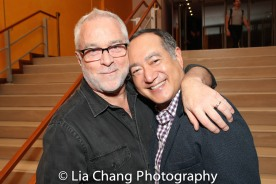 Herb Perry and GOLD MOUNTAIN Director Alan Muraoka. Photo by Lia Chang