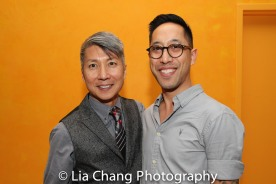 GOLD MOUNTAIN Creator Jason Ma and Dax Valdes. Photo by Lia Chang
