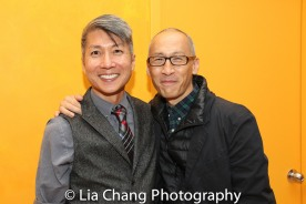 GOLD MOUNTAIN Creator Jason Ma and Francis Jue. Photo by Lia Chang