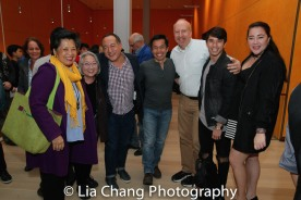 Mia Katigbak, Virginia Wing, Alan Muraoka, Steven Eng, Matthew Woolf, Sam Tasuo Tanabe and Alison Lea Bender. Photo by Lia Chang