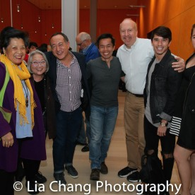 Mia Katigbak, Virginia Wing, Alan Muraoka, Steven Eng, Matthew Woolf, Sam Tasuo Tanabe and Alison Lea Bender. Photo by Lia Chang