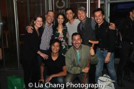 (Standing) Kristen Lee Rosenfeld, Alan Muraoka, Ali Ewoldt, Jonny Lee, Jr., Jason Ma and Steven Eng; (front row) Eric Bondoc and Alan Ariano. Photo by Lia Chang
