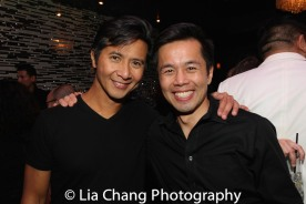 Eric Bondoc and Steven Eng. Photo by Lia Chang