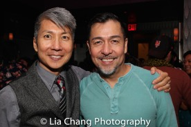 Jason Ma and Alan Ariano. Photo by Lia Chang