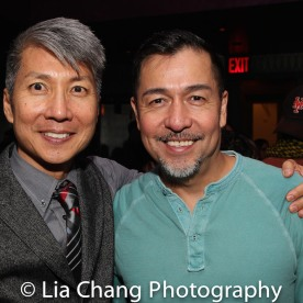 Jason Ma and Alan Ariano. Photo by Lia Chang