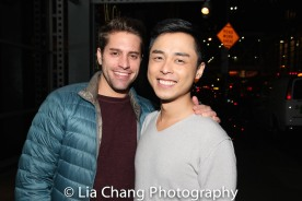 Justin Anthony Long and Jonny Lee, Jr. Photo by Lia Chang