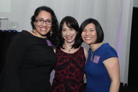 Anita Gundanna, Jessica Lee and Vanessa Leung. Photo by Lia Chang