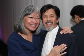 June Jee and Tony Jee. Photo by Lia Chang