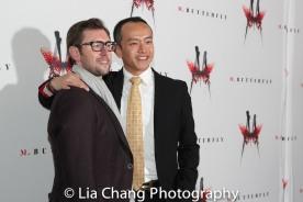 Thomas Landrum and Ma Cong. Photo by Lia Chang