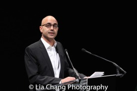 Ayad Akhtar. Photo by Lia Chang