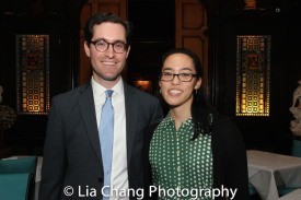 2017 Kesselring Prize Winner Lauren Yee. Photo by Lia Chang