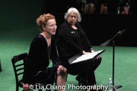 Julie White and Jayne Houdyshell. Photo by Lia Chang