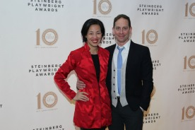 Lia Chang and Garth Kravits Photo by Daniel K. Isaac