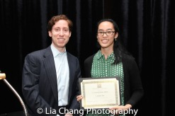 avid Glanstein and Lauren Yee. Photo by Lia Chang