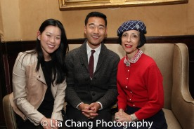 Jeena Yi, Daniel K. Isaac and Linda Zagaria. Photo by Lia Chang