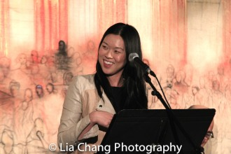 Jeena Yi. Photo by Lia Chang