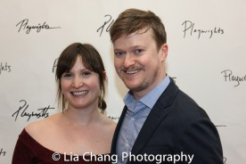 Emily Chadwick Weiss and Steven Boyer. Photo by Lia Chang