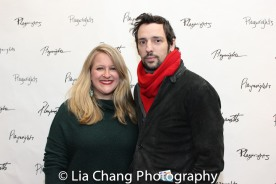 Lindsey Ferrentino and Ralf Little. Photo by Lia Chang