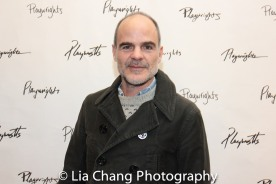 Michael Kelly. Photo by Lia Chang