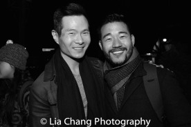 James Seol and Daniel K. Isaac. Photo by Lia Chang