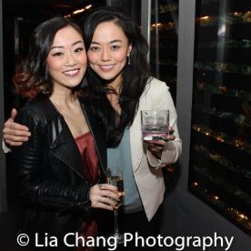 Lina Lee, Minami Yusui. Photo by Lia Chang