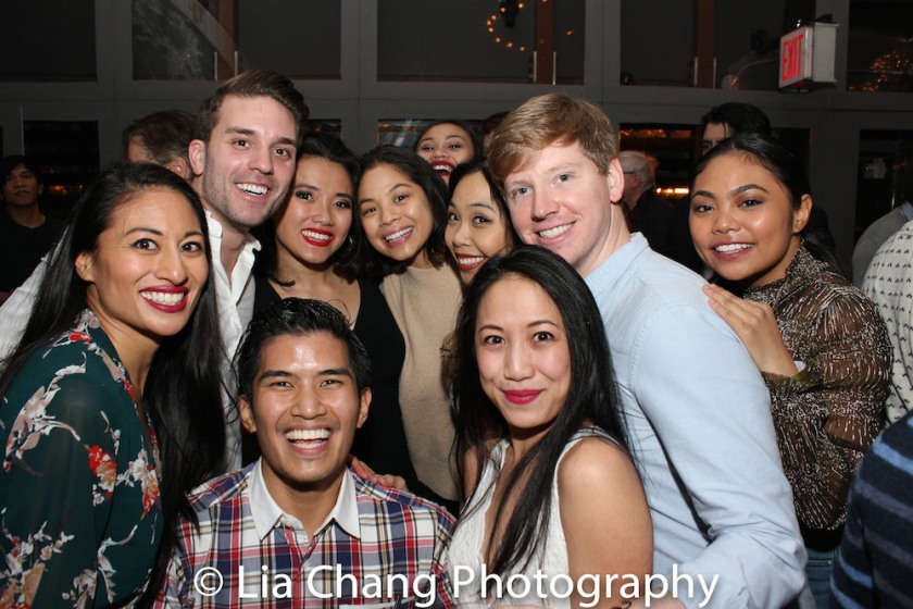 Jonelle Margallo, Dan Horn, Christopher Vo, Dorcas Leung, Eva Noblezada, Kimberly Ann Truong, Graham Scott Fleming, Jessica Wu, Lianah Sta. Ana. Photo by Lia Chang