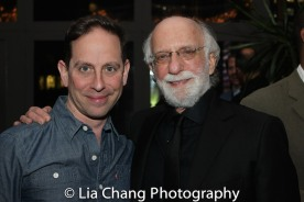 Garth Kravits and John Miller. Photo by Lia Chang