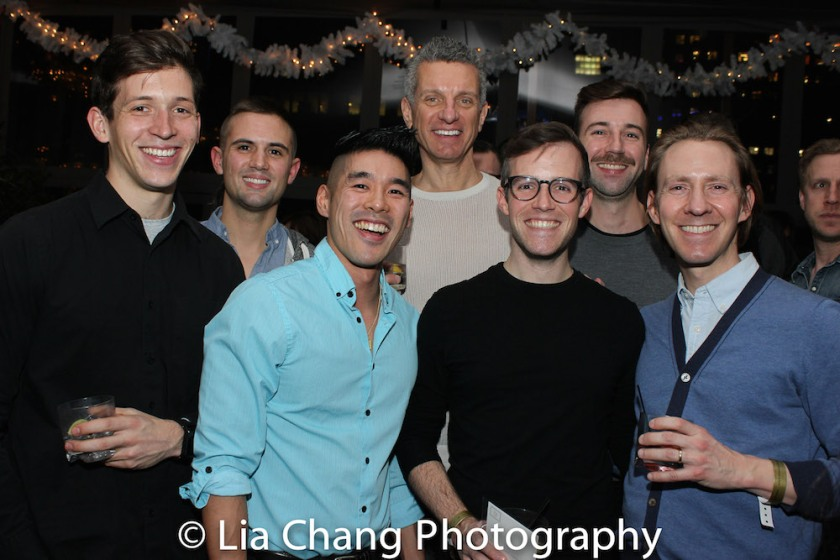 Jon Carroll, Pat Furlo, Chris Kong, James Moore, Will Curry, Andrew Rehrig, Danny Percefull. Photo by Lia Chang