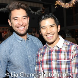 Tim Wildin and Christopher Vo. Photo by Lia Chang