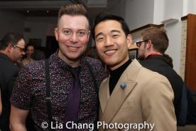 Chad Austin and Daniel K. Isaac. Photo by Lia Chang