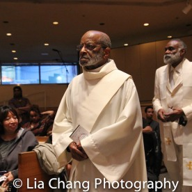 Deacon Kenneth Radcliffe. Photo by Lia Chang