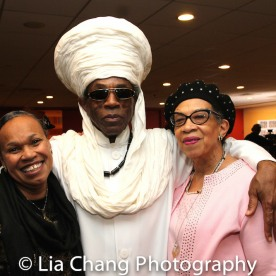 André De Shields, Ellyn Marshall E. Nelson. Photo by Lia Chang