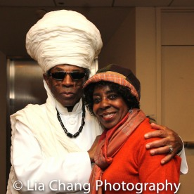 André De Shields and Marjorie Johnson. Photo by Lia Chang