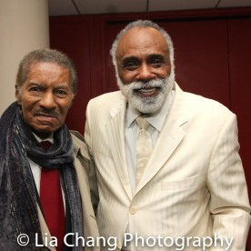 Frank Owens and Chapman Roberts. Photo by Lia Chang.