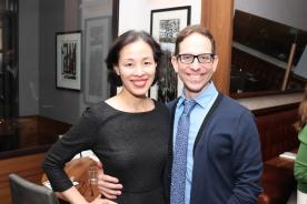 Lia Chang and Garth Kravits. Photo by Jess Watkins