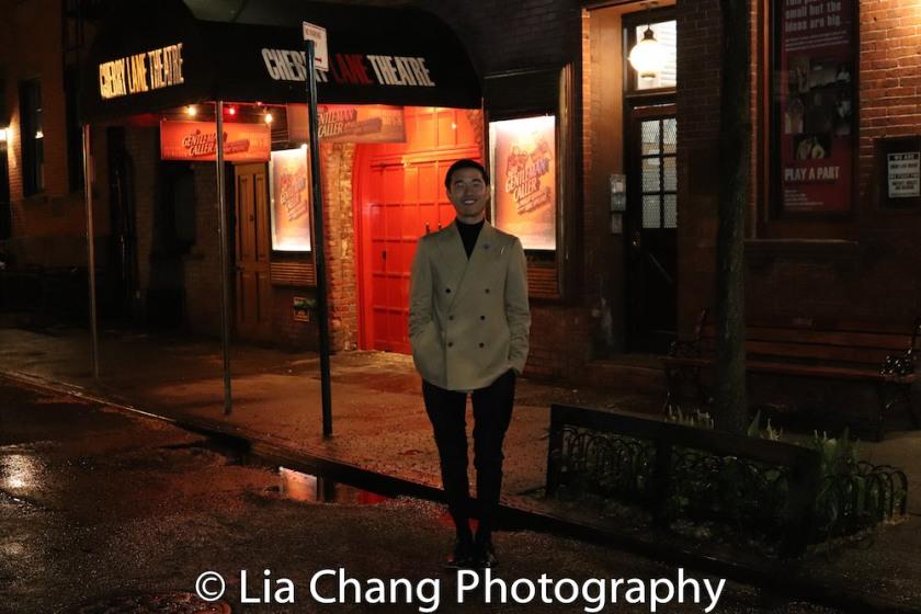 Daniel K Isaac. Photo by Lia Chang