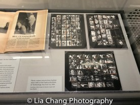 The Celebrating Bill Cunninghamexhibitionis on display at the New-York Historical Society through September 9, 2018. Photo by Lia Chang