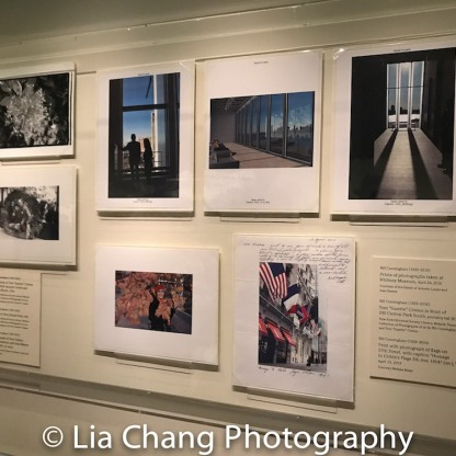The Celebrating Bill Cunningham exhibition is on display at the New-York Historical Society through September 9, 2018. Photo by Lia Chang