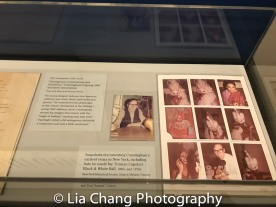"""Snapshots documenting Cunningham's earliest years in New York, including hats he made for Truman Capote's Black and White Ball, 1060's and 1970's New York Historical Society Library, Melanie Tinnelly and Terence Tinnelly in memory of their aunt, Tony """"Suzette"""" Cimino"""