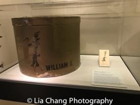 William J. hat box, ca. 1955 Courtesy of John Kurdewan