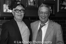 Ralph Pena and Jorge Ortoll. Photo by Lia Chang