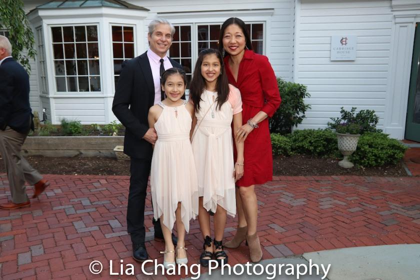 Alexander Sanchez, Isabella Sanchez, Avelina Sanchez and Laine Sakakura. Photo by Lia Chang