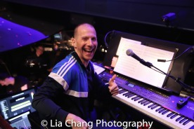 Musical Director Charlie Alterman. Photo by Lia Chang