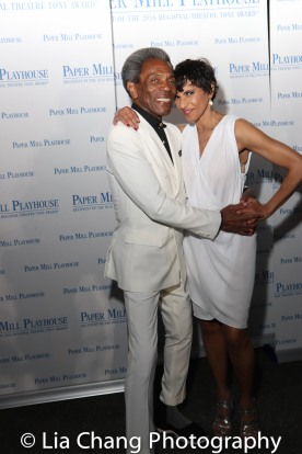 E-Andre De Shields and Nancy Ticotin. Photo by Lia Chang-219